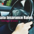 Best auto insurance rates for teenage drivers