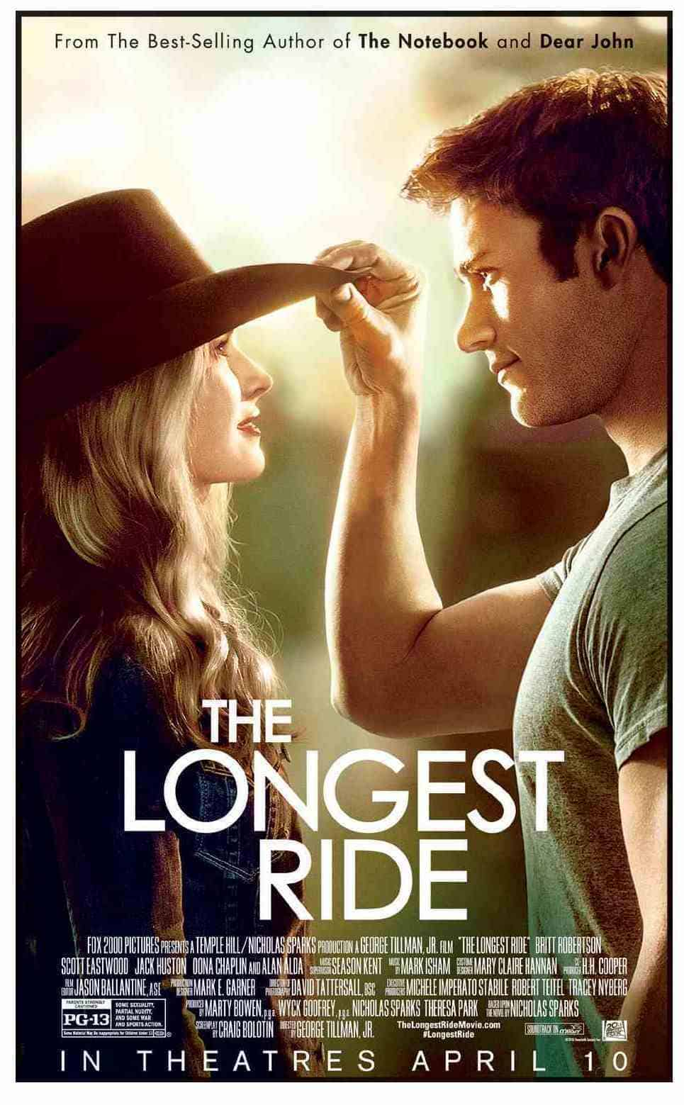 The Longest Ride will have you crying big, ugly tears! - Suburbia ...