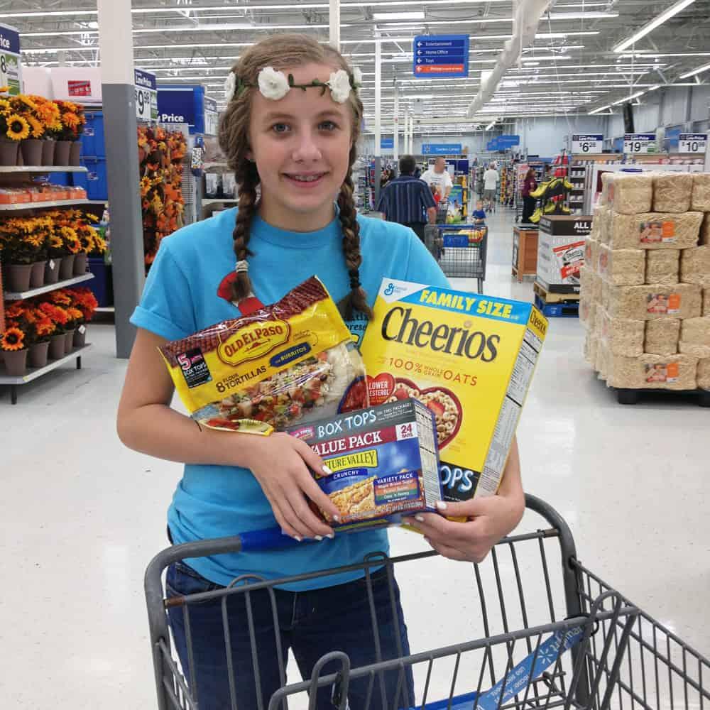 Fundraisers for School Box Tops make rasining money easy