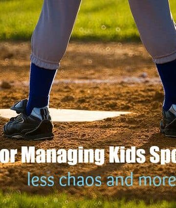Managing Kids sports with TeamSnap