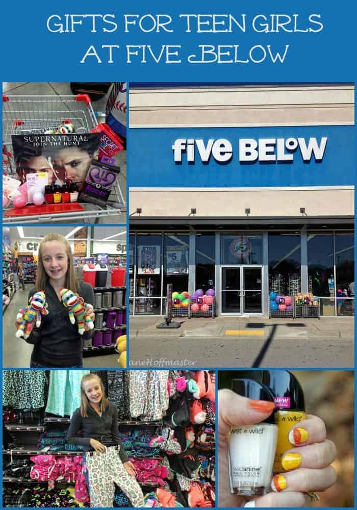 Gifts for Teen Girls at Five Below
