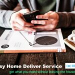 Favor Home Delivery Service:  Get What You Need Without Leaving The House!