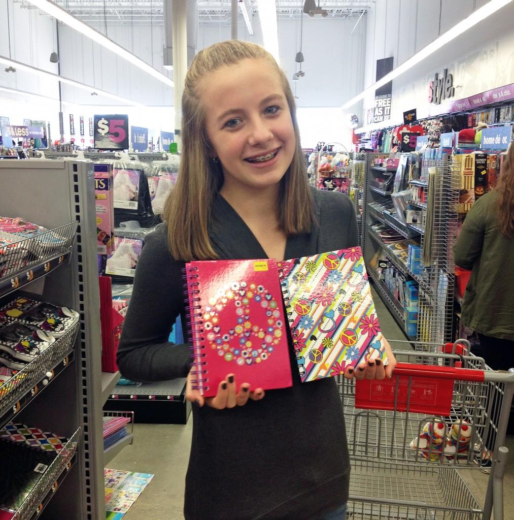 Journals for Teen Girls at Five Below