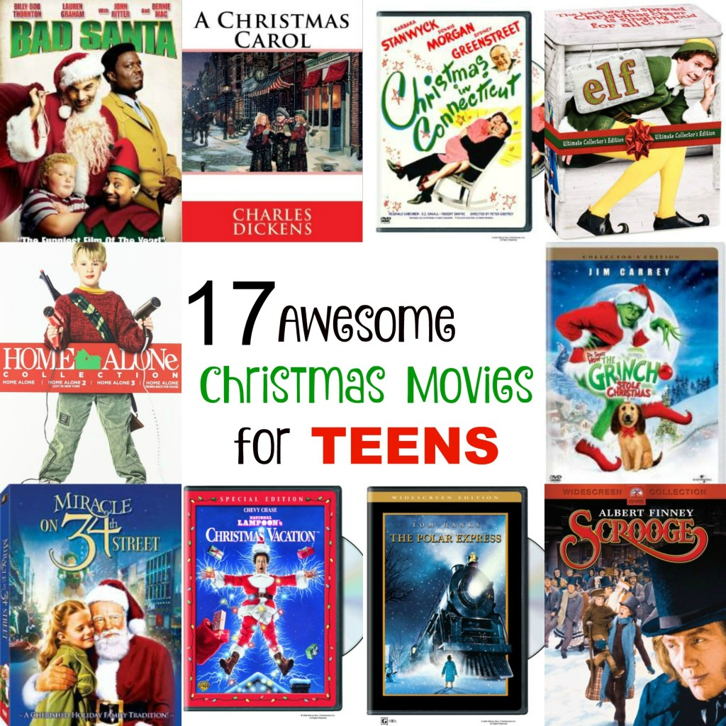 Christmas Movies for Teens
