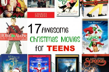 Best Christmas Movies for Teens for a Fun Family Movie Night
