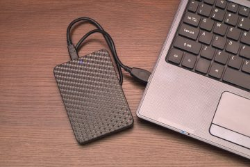 How to Back Up a Computer on an External Hard Drive
