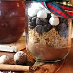 Mexican Hot Chocolate Mix in a Jar