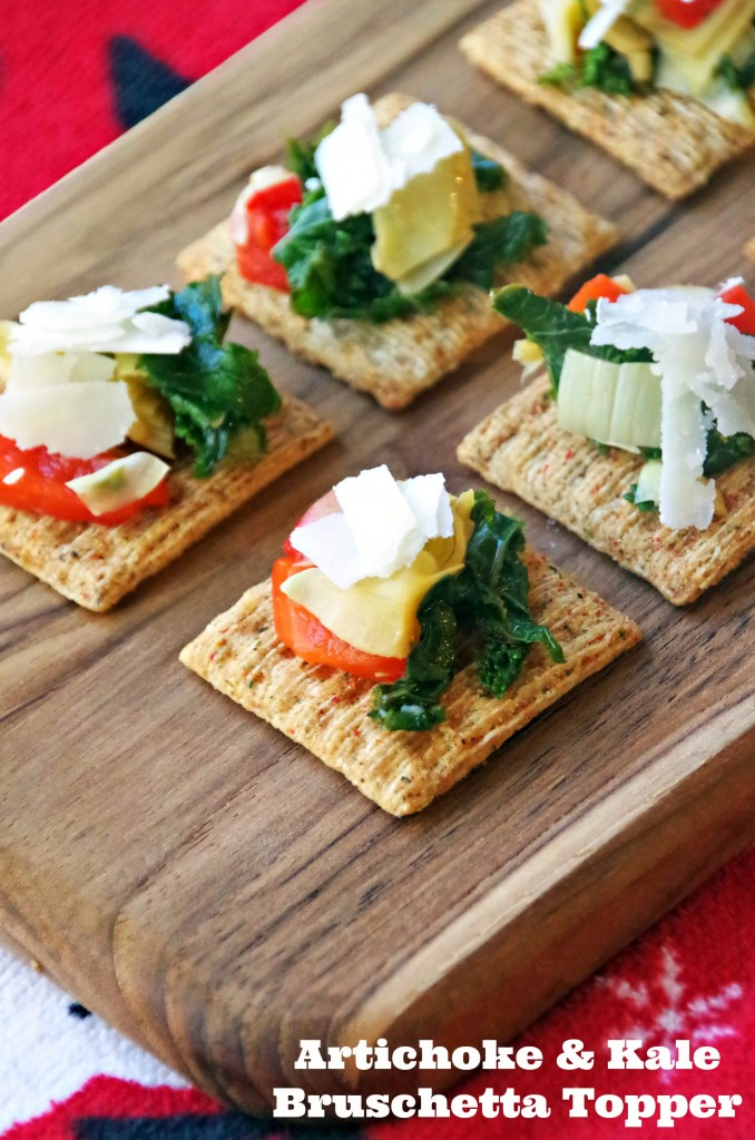 Christmas Party Planning Tips and a Healthy Appetizer Recipe
