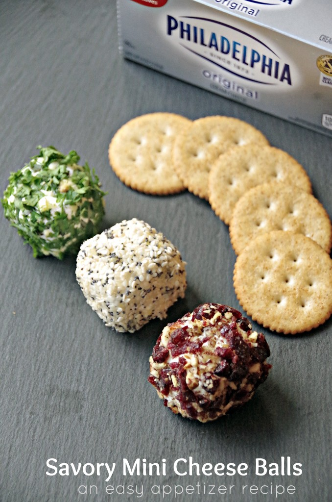 Mini Cheese Ball Recipes Make an Easy Appetizer Recipe