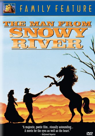 Romantic Movies for Couples Perfect for Date Night! The Man From Snowy River