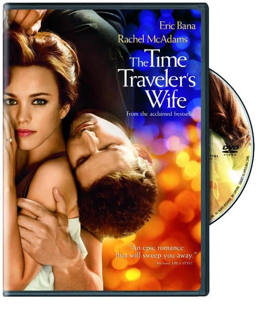 Romantic Movies for Couples Perfect for Date Night! Time Traveler's Wife
