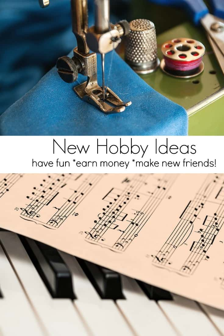 If you are looking for new hobby ideas this year, you are well on your way to creating a more unique YOU.  Make new friends, create something you can sell to earn money, or even get more physically fit with these fun hobbies!