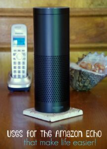 Things You Can Do with the Amazon Echo