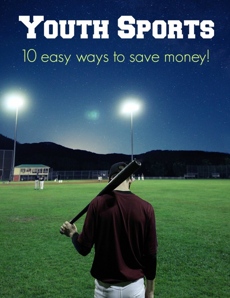 Good Ways to Save Money on Youth Sports