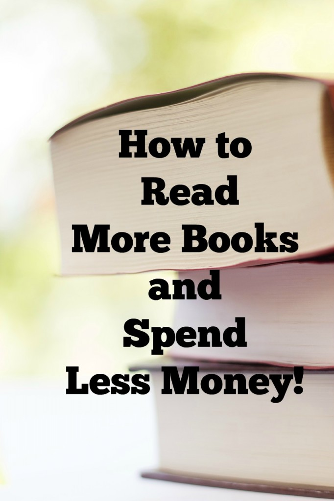 How to Read More Books for Less Money
