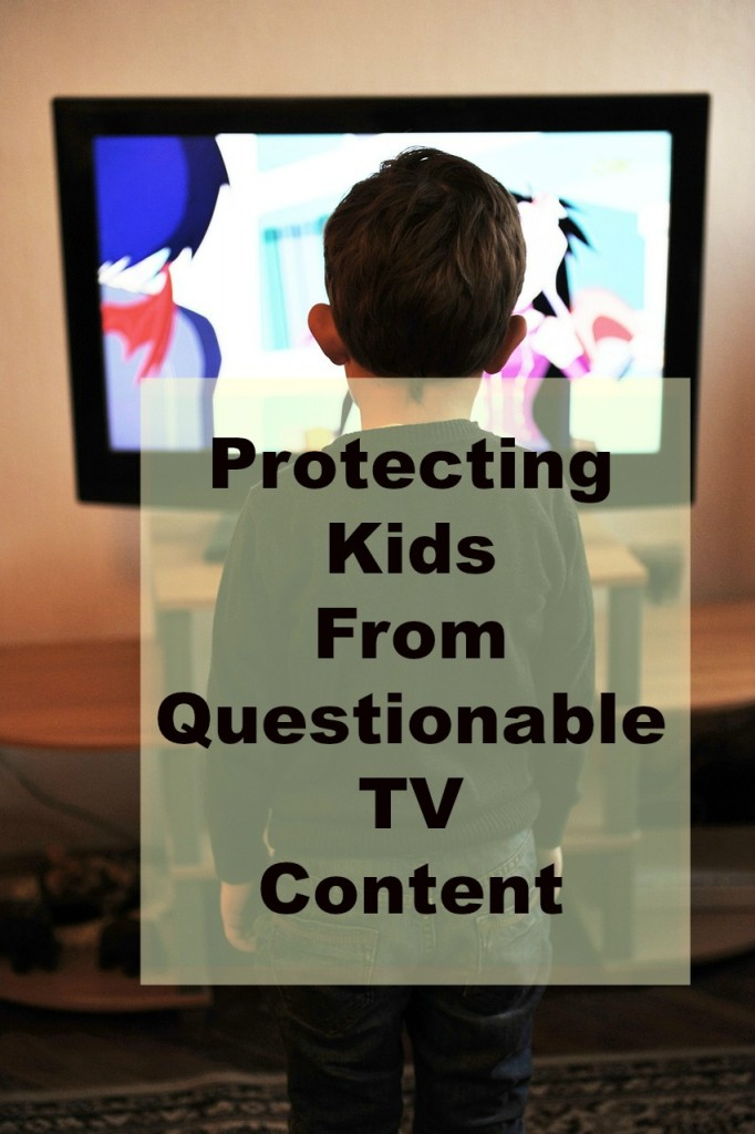 Worried about what your child may find on TV? Here are a few tips to protect them from questionable content!