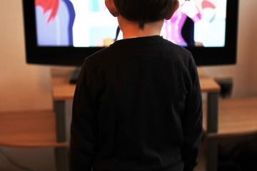 Protecting Kids from Questionable Content on TV