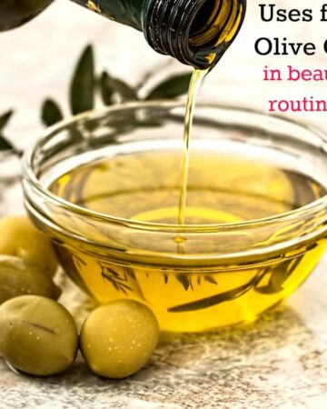 Creative Uses for Olive Oil in Beauty Routines