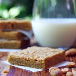 Quick and Easy Peanut Butter Blondies Recipe
