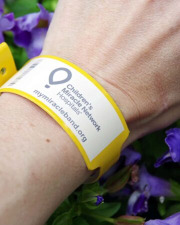 Help Support Children's Miracle Network Hospitals with a Free #MiracleBand