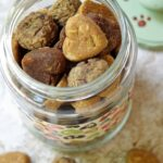 Upcycled Dog Treats Jar to Keep Fido's Treats Fresh!