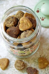 DIY Dog Treats Jar