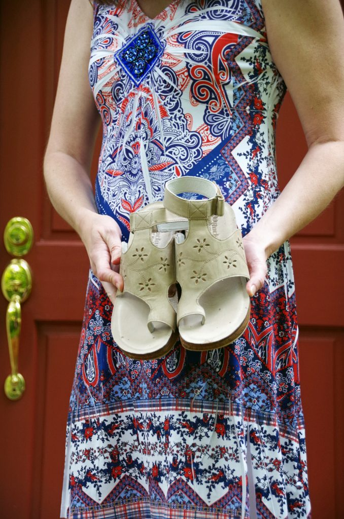 How To Feed Your Soul and The Best Summer Sandals for Women