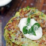 Easy Zucchini Fritters: A Zucchini Recipe Your Kids Will Eat!