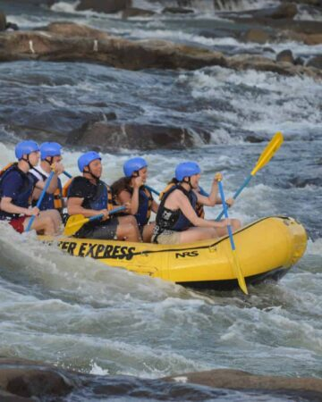 Our Whitewater Rafting Adventure with WhiteWater Express