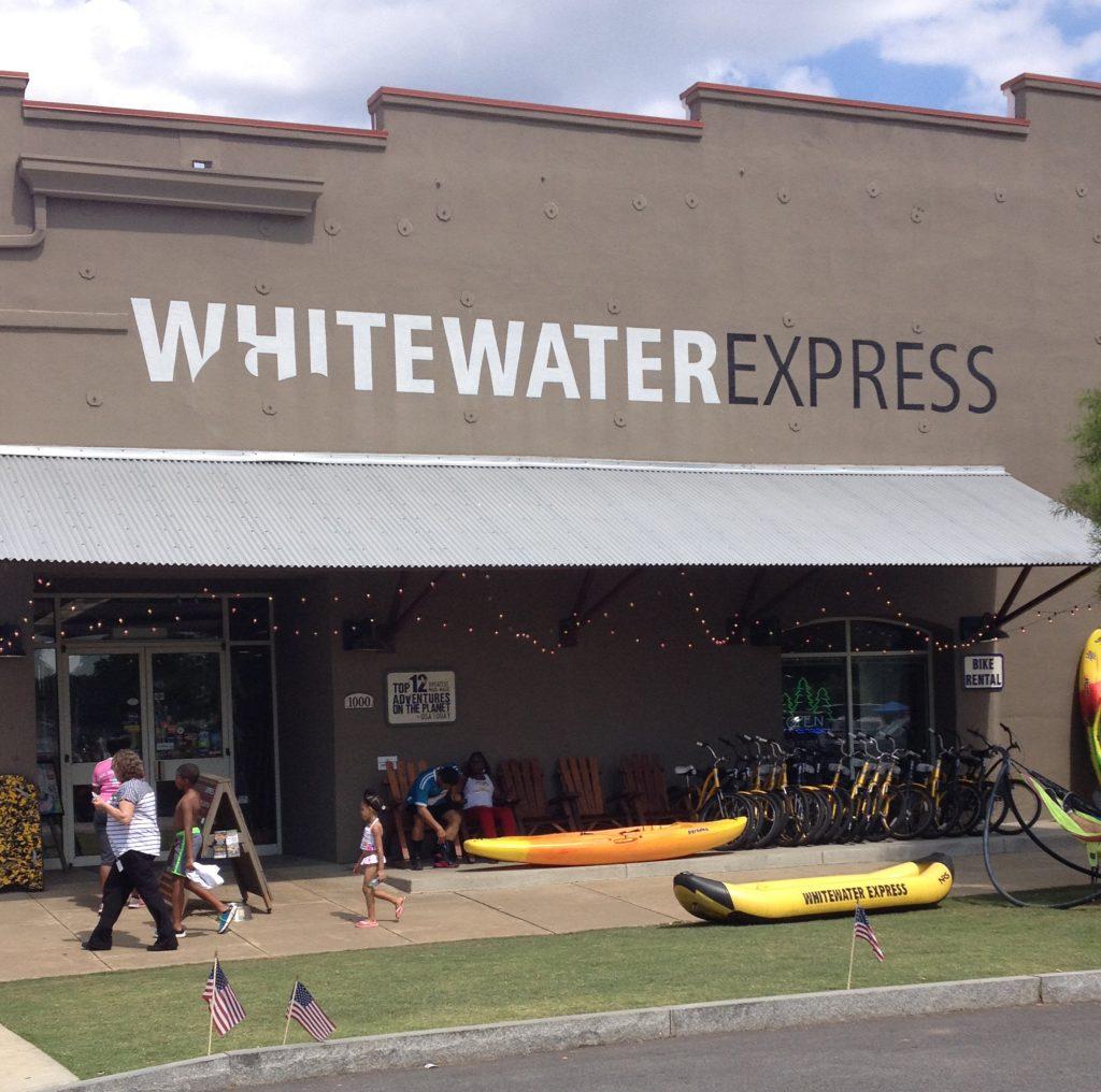 Whitewater Rafting Adventure
