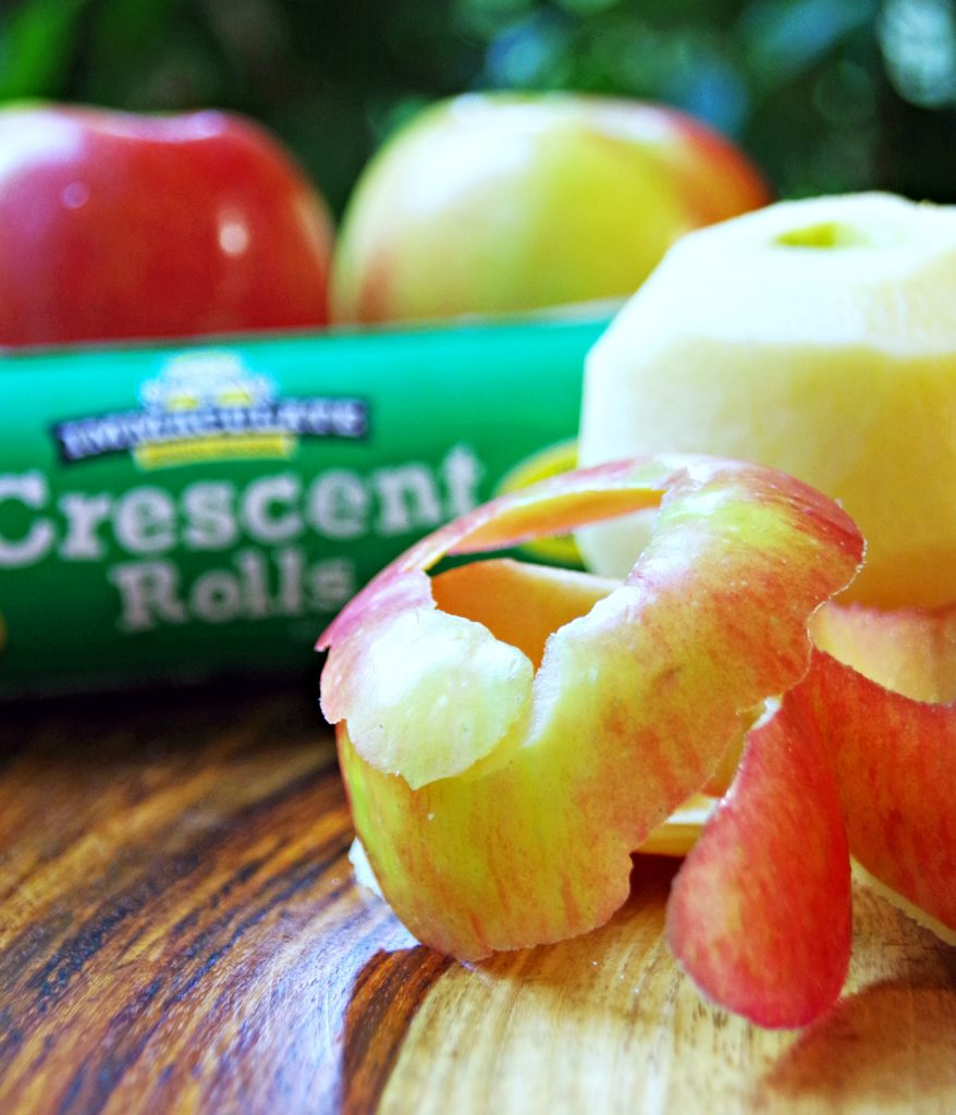 Apple Pie Crescent Roll Recipe