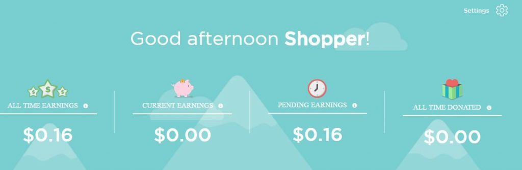 Giving Assistant and How to Earn Cash Back Shopping Online