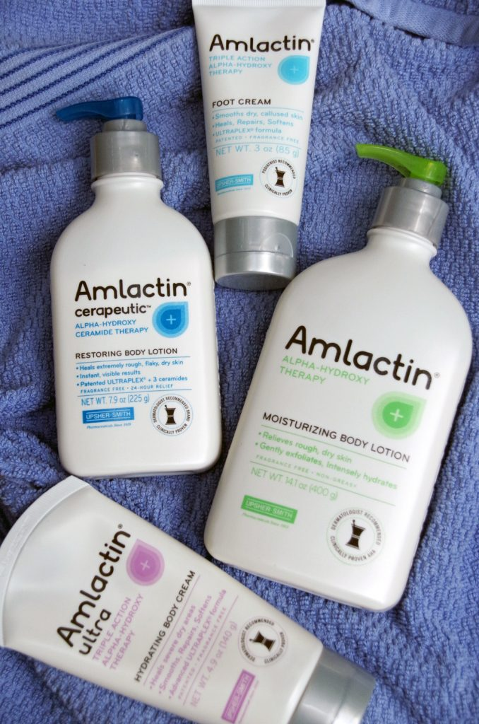Amlactin and Foot Care Tips