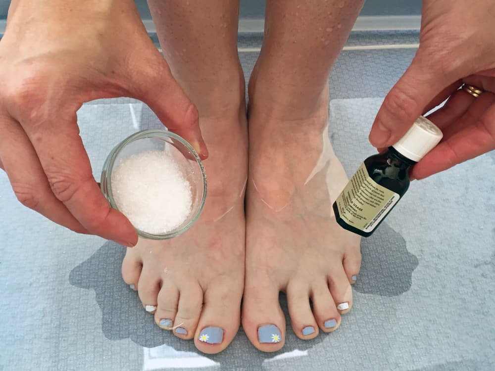 Foot Care Tips and How to Care for Feet