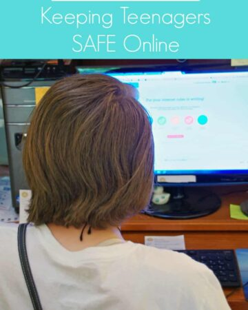 Keeping teenagers safe online