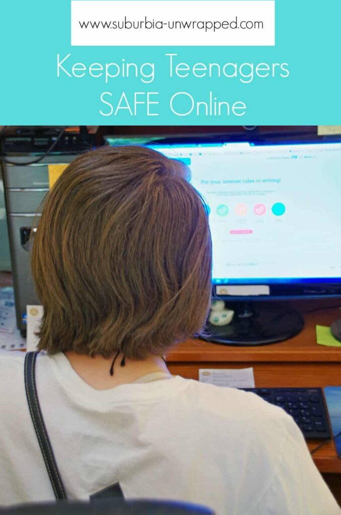 Online Safety for Teenagers Presents Unique Challenges