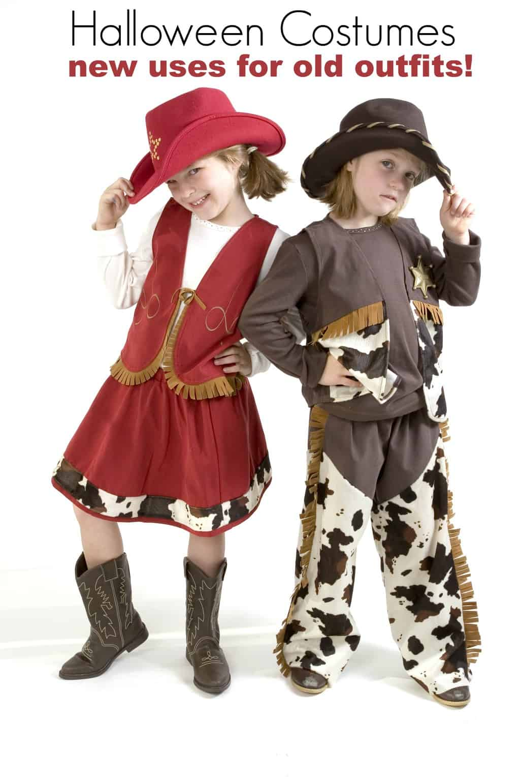Wondering what to do with Halloween costumes once the trick or treating is over?  Here are some tips for upcycling, selling, and reusing old costumes.