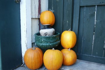 Fall Outdoor Decorating Ideas that Won't Break the Bank