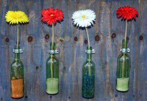 Creative Ways to Resuse Wine Bottles