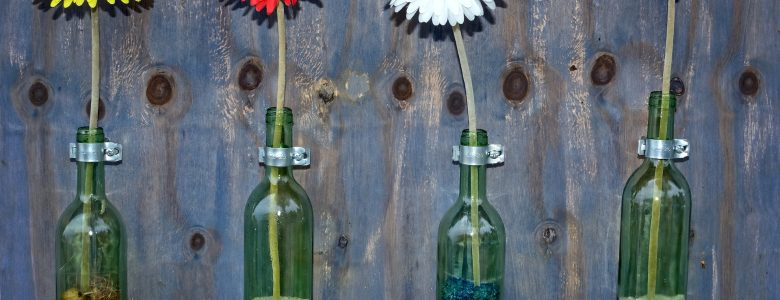 10 Creative Ways to Reuse Wine Bottles Instead of Tossing Them Out!