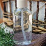 DIY Skin Moisturizing Spray with Rosemary and Glycerin