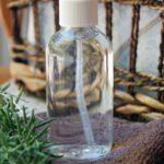DIY Skin Moisturizing Spray with Rosemary and Glycerin