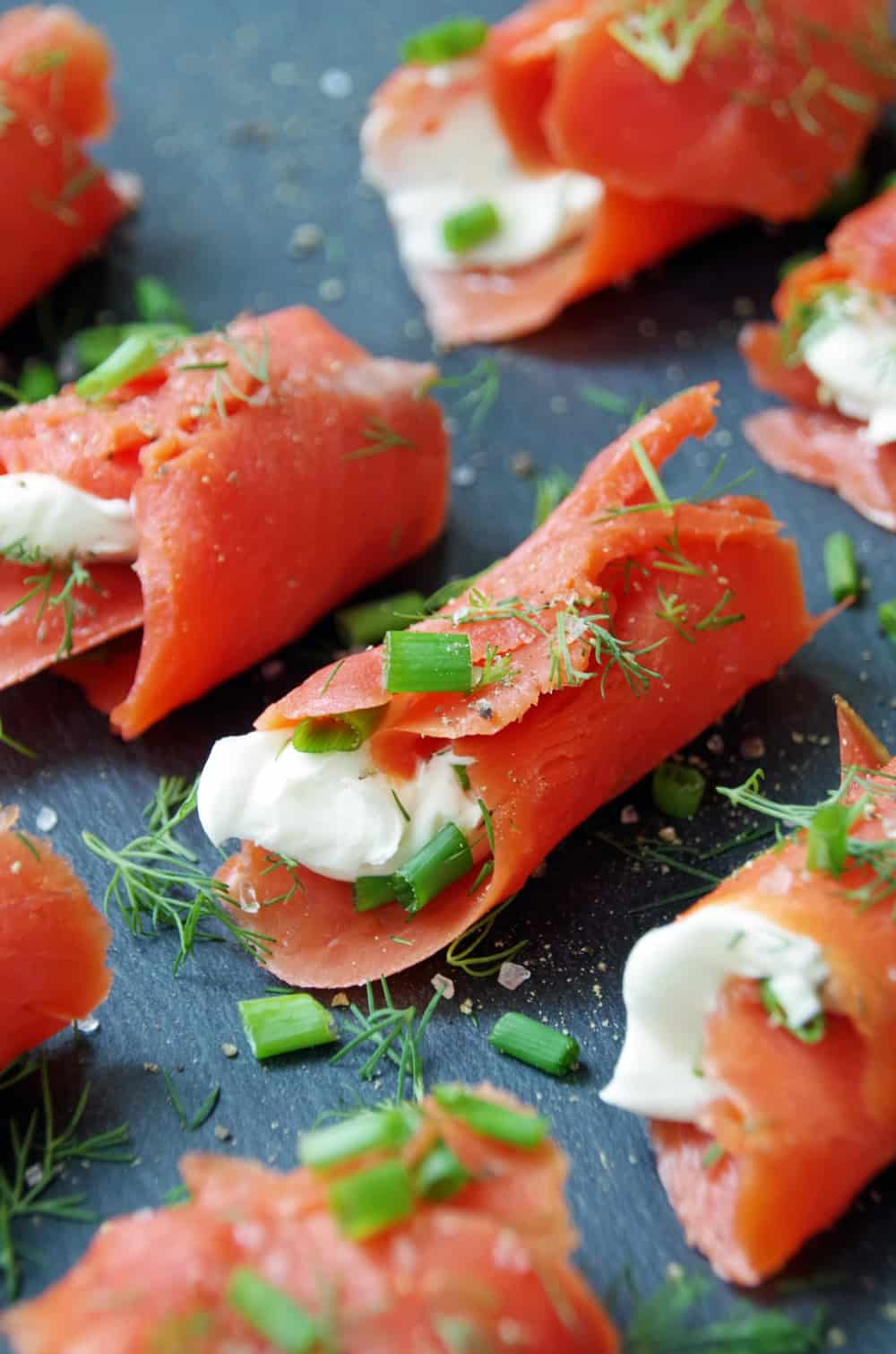 Easy Smoked Salmon Appetizer Recipe in 15 minutes or less