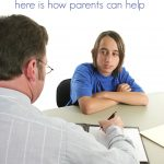 What To Do for Teens Who Need Help with Getting a Job