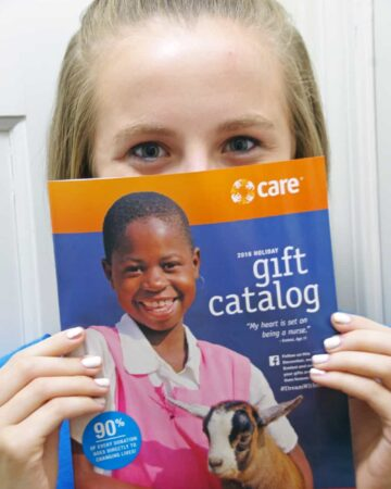 Charitable giving with Care.or