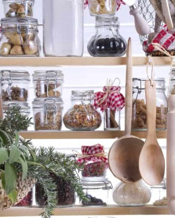 Stocking and Organizing the Pantry for Healthier Eating
