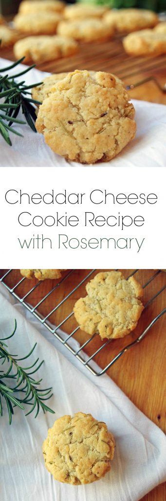 This Cheddar Cheese Cookie Recipe is the Perfect Savory Treat