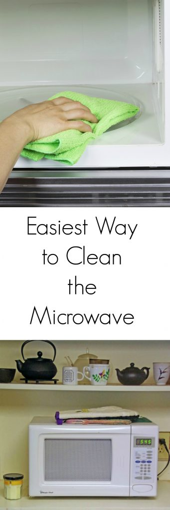 Cleaning the Microwave isn't fun but also isn't a hard kitchen chore to accomplish. Skip the expensive microwave cleaning products. Here is the easiest way to clean the microwave oven without harsh chemicals.