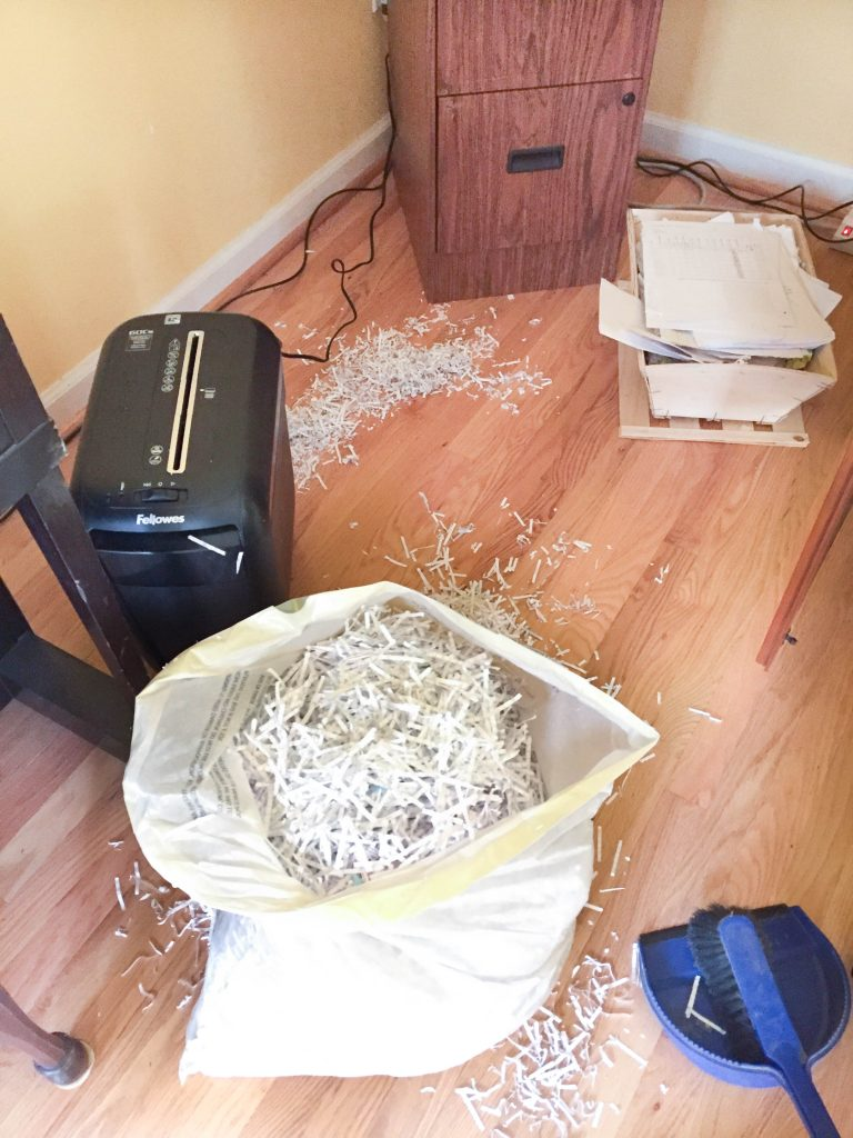 Uses for Shredded Paper After Your Home Office Decluttering is Finished!