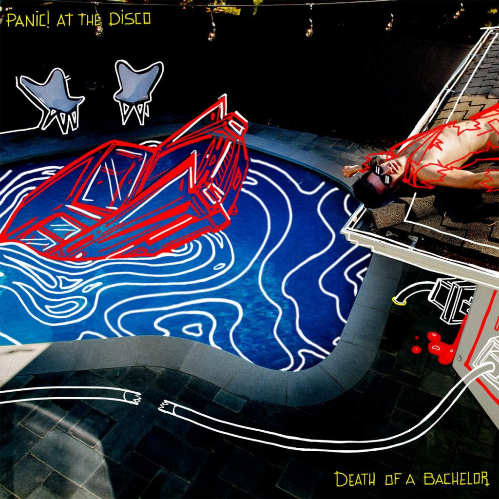 Music and Teens: Bonding over Panic! At The Disco - Death Of A Bachelor